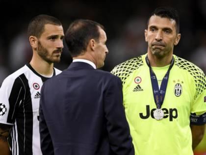 """Audero svela: """"Vi dico cos'è successo davvero nella lite tra Bonucci e Allegri..."""""""