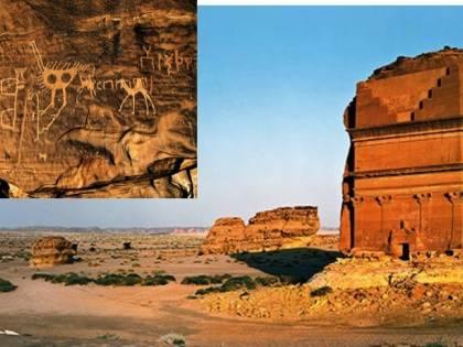 AlUla, viaggio fotografico nell'antico regno dei Nabatei