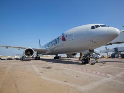 American Airlines, voli senza quarantena tra New York e Roma