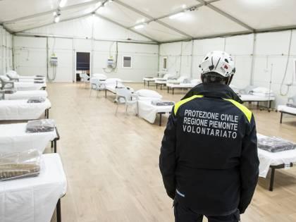 Il mistero dei campi d'emergenza del governo