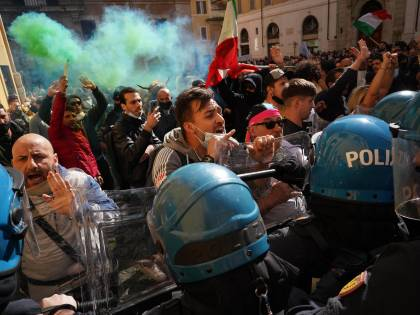 """Strigliata di chef Vissani: """"Il governo si sbrighi o scoppia la rivoluzione"""""""