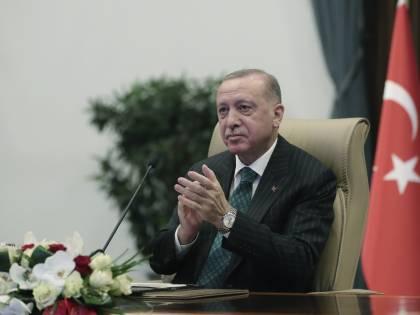 """Dietro lo scontro Erdogan-Draghi c'è Biden"""