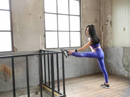 Ecco come fare un giusto stretching