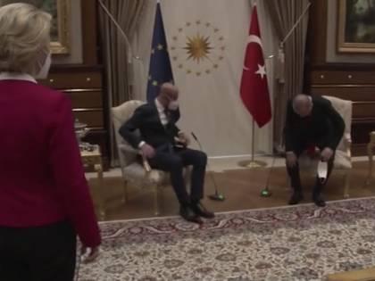 """""""Chi è davvero il sultano turco. Che cosa rivelano questi segni sul foglio"""""""
