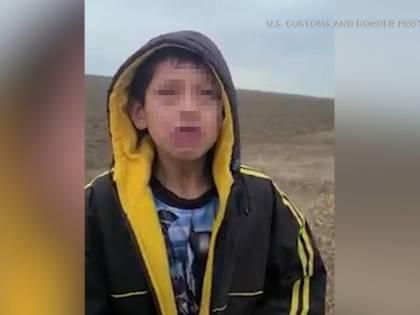 Il video del bambino in lacrime che non fanno indignare Biden