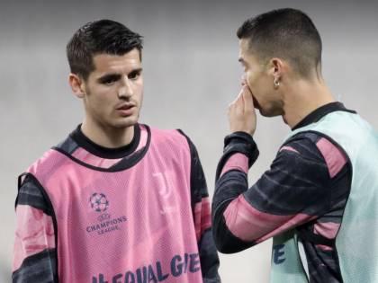"""La Juve perderà pure Morata? Come sarà """"stravolto"""" l'attacco"""