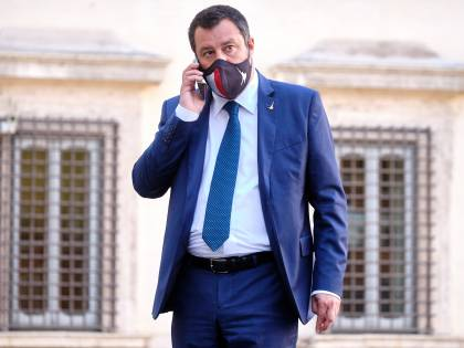 """""""Il blocco dei migranti? Non ci fu sequestro"""". Gregoretti, chiesta l'archiviazione per Salvini"""