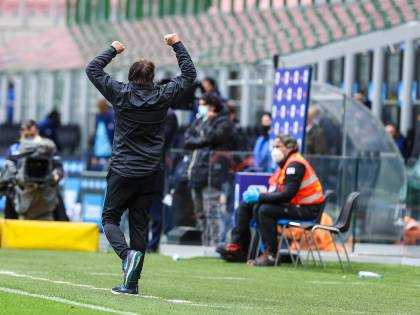 """Ecco come sarà davvero il """"ciclo Conte"""" all'Inter"""