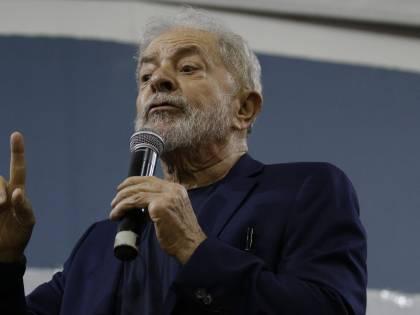 """Lula, mea culpa in ritardo """"Errore l'asilo a Battisti"""""""