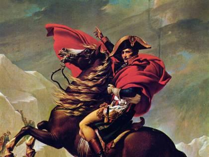 Napoleone comunicatore politico ed enologo