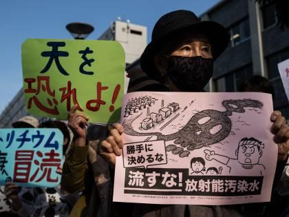 Fukushima, in mare l'acqua contaminata. Il Giappone fa infuriare Cina e Sud Corea