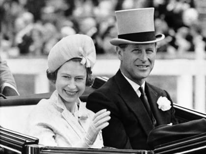 """""""Chiudi il becco, Elisabetta"""". Il principe Filippo non ne faceva passare una"""