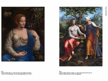 L'ultimo Leonardo tra Milano, Roma e Amboise