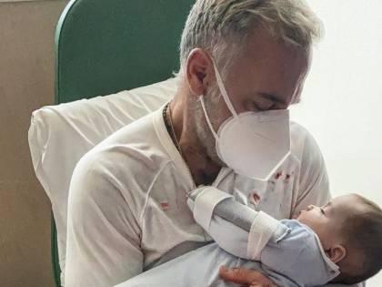 """Operata la figlia di Gianluca Vacchi: """"Non laveró la maglia sporca del suo sangue"""""""