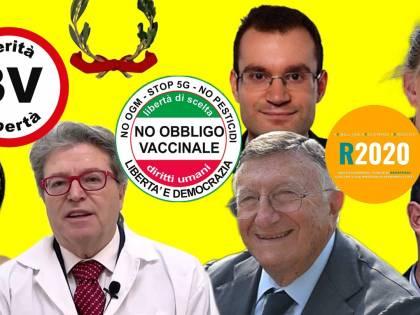 """Chi c'è davvero dietro ai """"no vax"""":"""