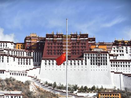 Da Londra fino al Tibet la storia del vero 007