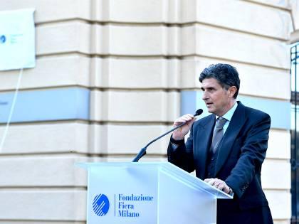 """Fiere, Enrico Pazzali: """"Con il cambio di passo del governo Draghi più ottimisti sulla ripresa e la crescita"""""""
