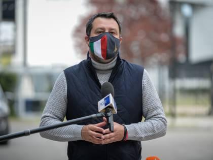 """Il gelo di Draghi inchioda Salvini: """"Precedente grave. Ne prendo atto"""""""