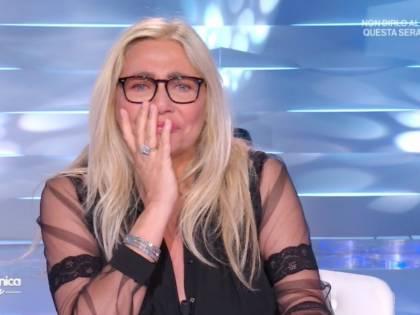 """Venier disperata in tv: """"Carmela non c"""