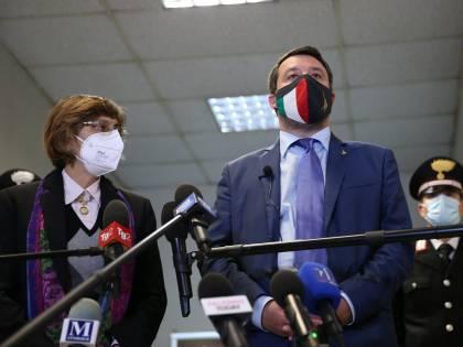 La strategia di Salvini: a processo come testimoni Conte, Toninelli e Palamara