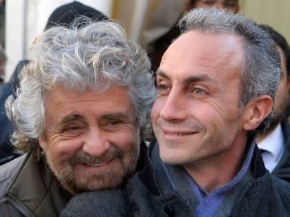 """""""Non c'è sentenza"""". Per Grillo Travaglio diventa garantista"""