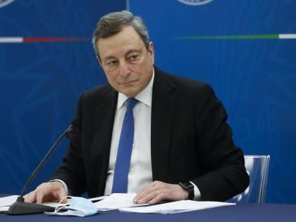 I timori di Draghi dopo lo strappo di Salvini