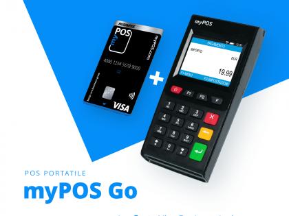 Visa e myPos insieme: il kit che rivoluziona i pagamenti