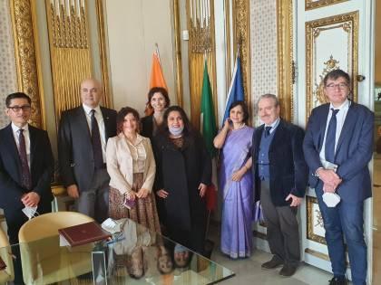 India e Italia più vicine: siglata un'intesa accademica ICCR-Orientale