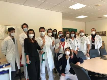 """Laura Boldrini dimessa dopo l'operazione: """"Ho segni nel corpo e nella mente"""""""