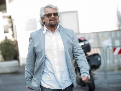 Papà Grillo preso dal panico: teme di essere intercettato