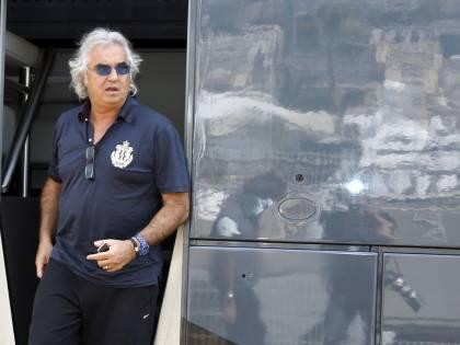 L'affondo di Briatore: ''Pirlo? Come dare la Ferrari ad uno col foglio rosa...''