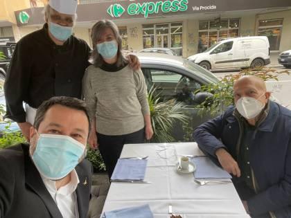 Il caffè con Albertini per svegliare la coalizione