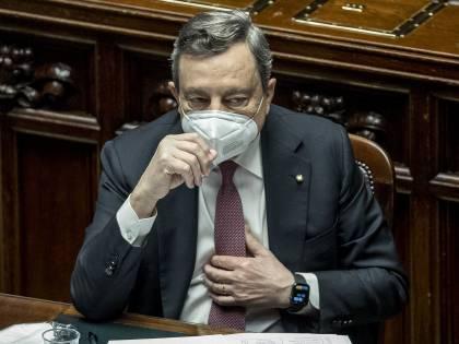 Draghi riparte dal decreto Sostegni