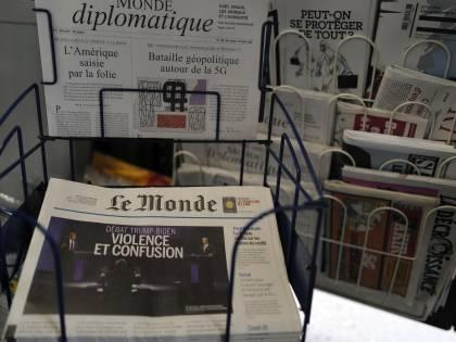 """Così Le Monde ha """"nascosto"""" gli arresti degli ex br"""
