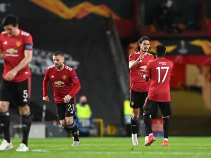 Il Manchester United umilia la Roma: 6-2 e giallorossi virtualmente fuori