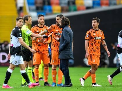 """""""I giocatori della Juve hanno accerchiato e condizionato l'arbitro"""". Ecco cos'è successo a Udine"""