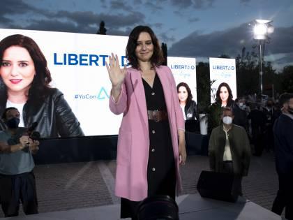 Due donne per Madrid Popolari alla riconferma (con l'ultradestra di Vox)