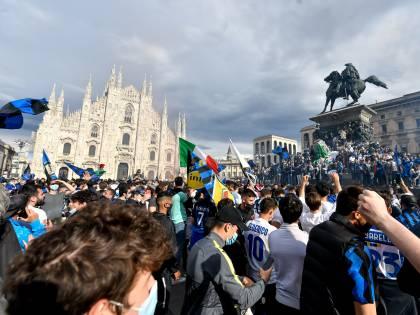"""""""Costerà vite umane..."""". La profezia nera sulla festa dell'Inter"""