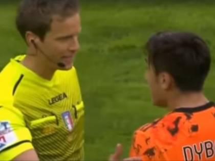 """Raccomandato"", ""Vai a c..."", l'audio choc Juve-Udinese"