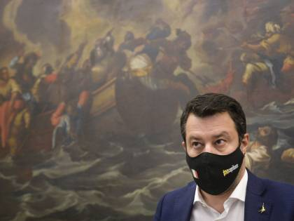 Gli indiani ingrati, il vino con l'acqua e Salvini: quindi, oggi...