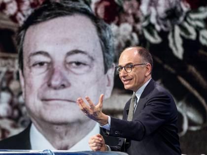 Draghi mamma di Letta, l'ipocrita Fedez e Biancaneve: quindi, oggi...