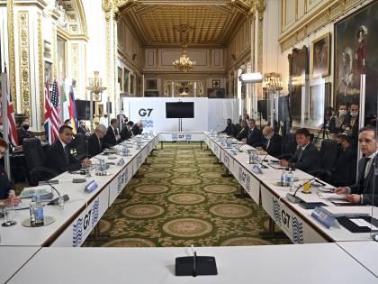 Uniti contro la Cina. Così Londra vuol cambiare il G7