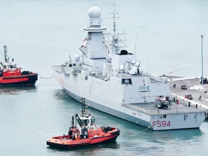 """La Guardia costiera di Tripoli: """"Soltanto colpi in aria. Avevano sconfinato nelle nostre acque e non hanno risposto ai nostri appelli""""."""