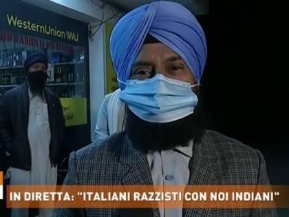 """""""Italiani razzisti"""". L'insulto degli indiani dall'Hotel Sheraton"""