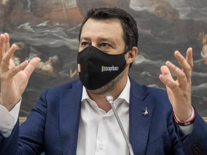 Salvini spariglia e vira al centro. E sulla giustizia vuole stoppare la corsa al Colle della Cartabia