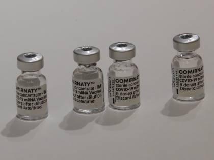 Il vaccino funziona: -95% di contagi