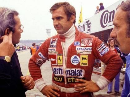 Fiato sospeso in Formula Uno: l'ex Ferrari Reutemann ricoverato in gravi condizioni