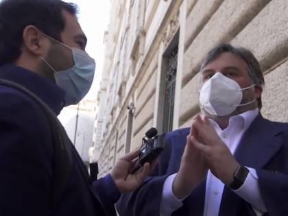 """""""Devo sapere cosa fate"""": l'ira del renziano a Report"""