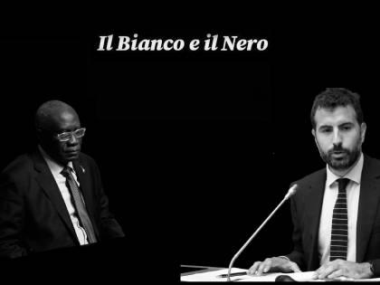 """Il bianco e il nero, Palazzotto: """"Non c'è emergenza sbarchi"""". Iwobi: """"L'Italia faccia la voce grossa con l'Ue"""""""