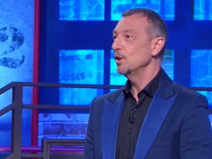 """I soliti ignoti, Mario Tozzi interrompe il gioco: """"Parleremo di sesso"""""""